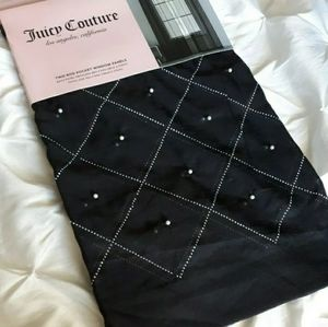 Juicy Couture Pearl Two Rod Pocket Window Panels